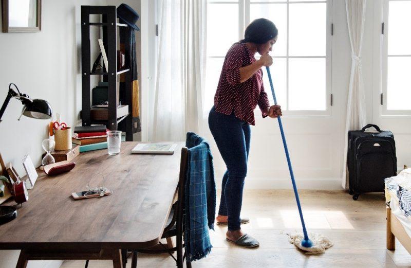 5 tips om je huis schoon te houden